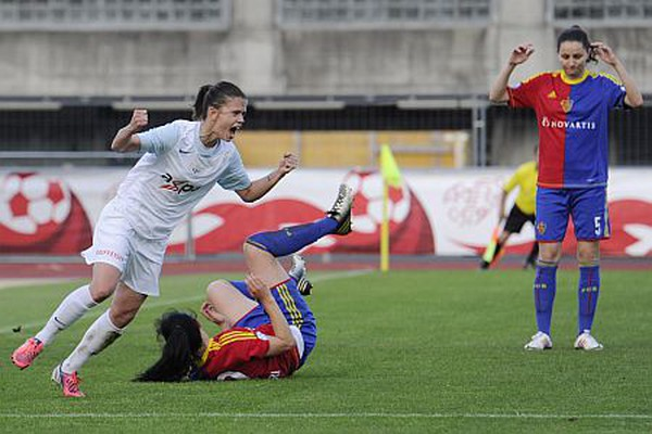 FC Zurich Ladies – Swiss Champions and Cup Winners!