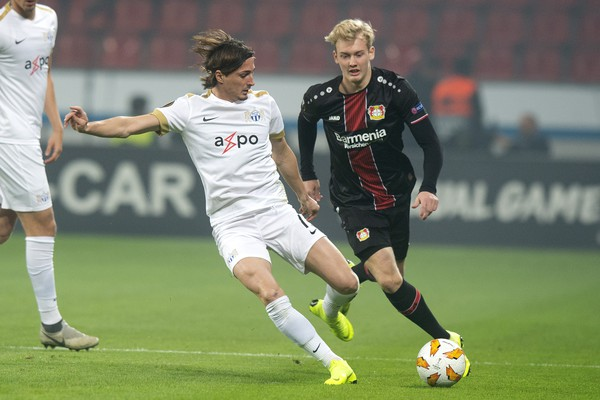 FC Zurich suffer 0-1 defeat against Bayer 04 Leverkusen