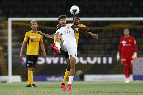 FC Zurich suffer 2-3 defeat against Young Boys Berne