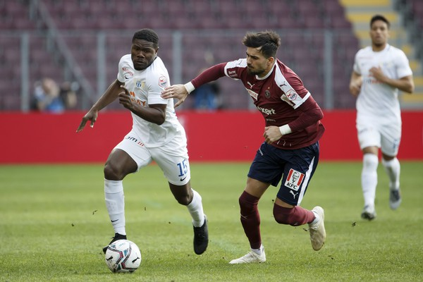 FC Zurich suffer 1-4 defeat against Servette FC