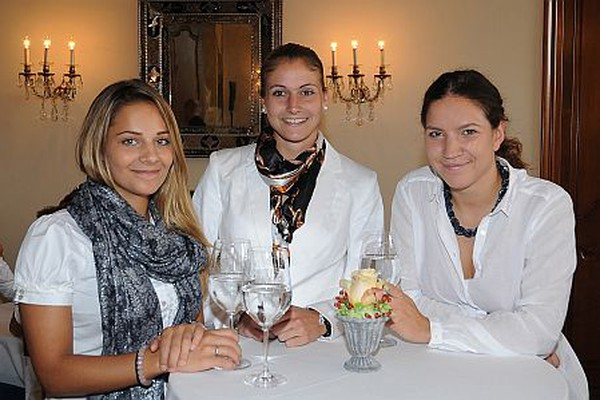 FC Zurich Ladies Team Honored for Last Season's Achievements