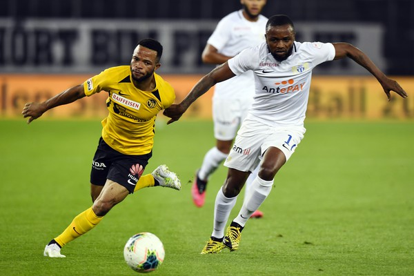 Le FC Zurich s'incline 0:5 face aux Young Boys de Berne