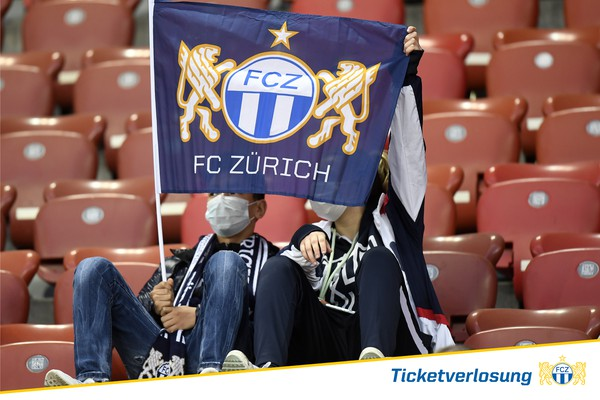 Ticketverlosung: FCZ - FC Lugano am 2. Mai 2021