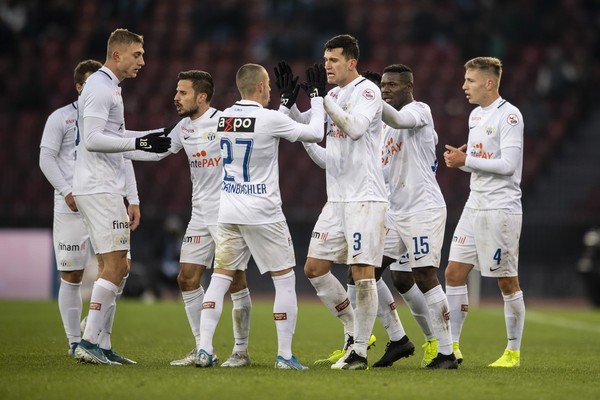 FC Zurich beat FC Sion 4-2