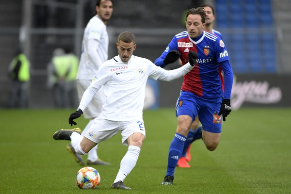 FC Zurich suffer 0-3 defeat against FC Basel