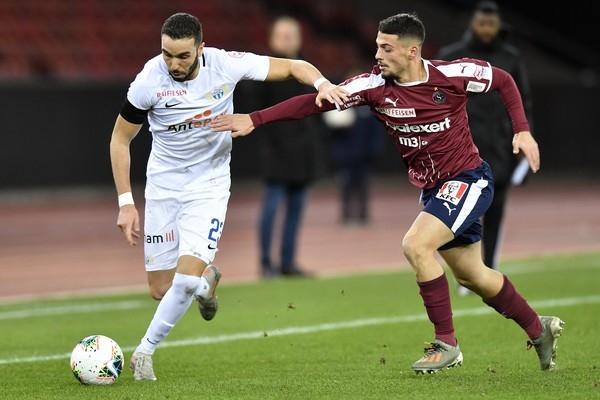 FC Zurich suffer 0-5 defeat against Servette FC