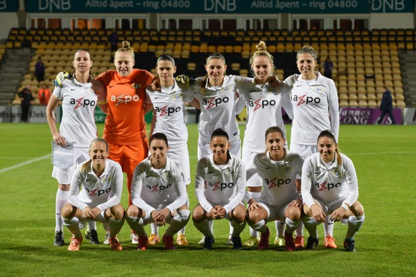 UWCL: 0-1 Defeat against LSK Kvinner