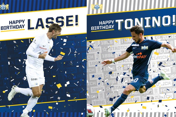 Happy Birthday Antonio Marchesano und Lasse Sobiech