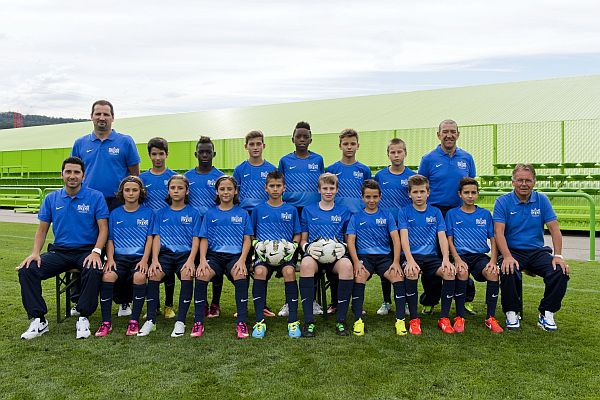 FC Zurich's U13 Team Represents Switzerland at the Danone Nations Cup in London
