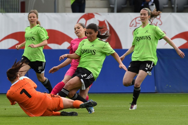 12th Swiss Cup Win for the FC Zurich Ladies
