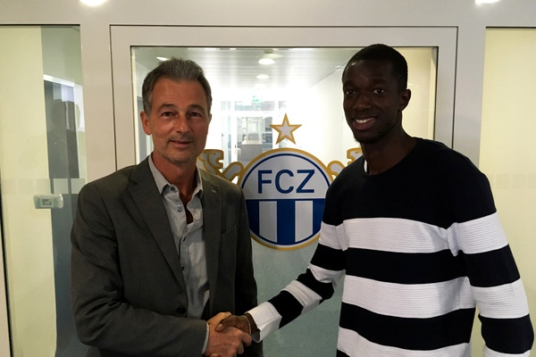 FC Zurich sign striker Assan Ceesay