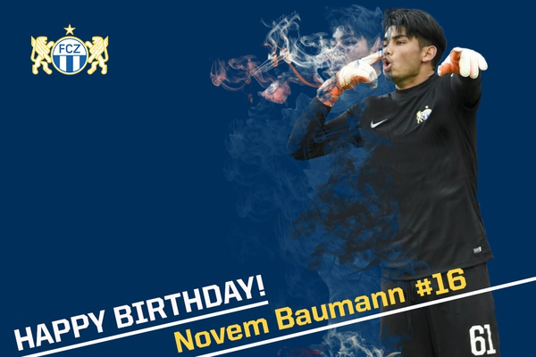Happy Birthday Novem Baumann