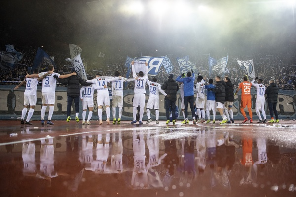 Le FC Zurich s'impose 2:0 face au Grasshopper Club
