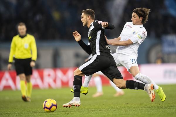 Goalless draw between FC Zurich and FC Lugano