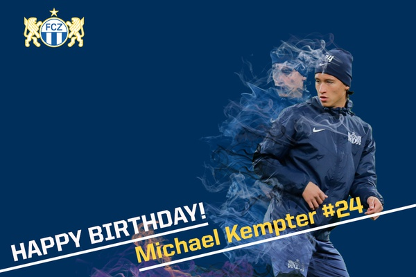 Happy Birthday Michael Kempter