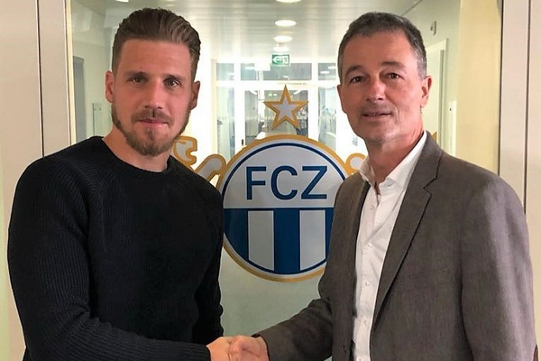 Grégory Sertic joins FC Zurich on loan