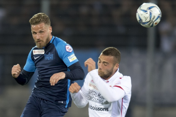FC Zurich suffer 0-1 defeat against FC Sion